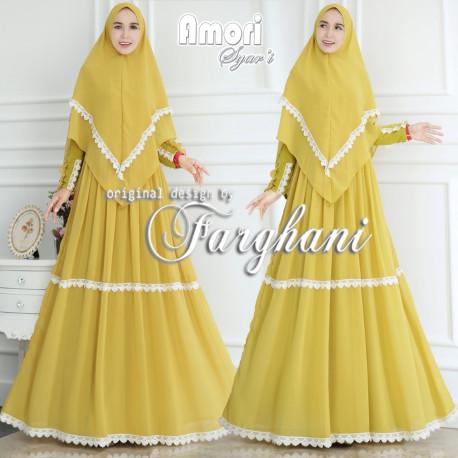 Amori Syari Yellow