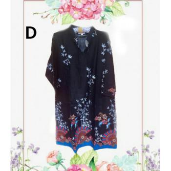 Blouse Batik Jumbo D