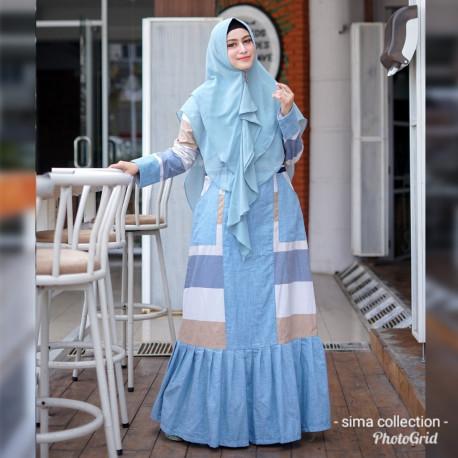 Mitsa Blue