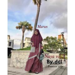 Naya Set Maroon