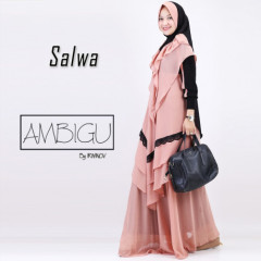Salwa Dusty Pink