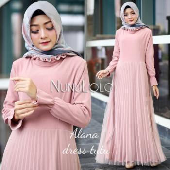 Alana Dress Dusty