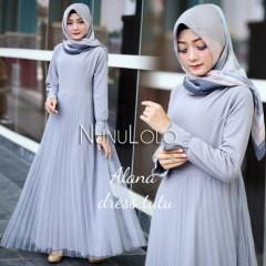 Alana Dress Grey