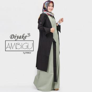Diyake 3 Soft Green