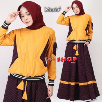 Maria 3 Yellow