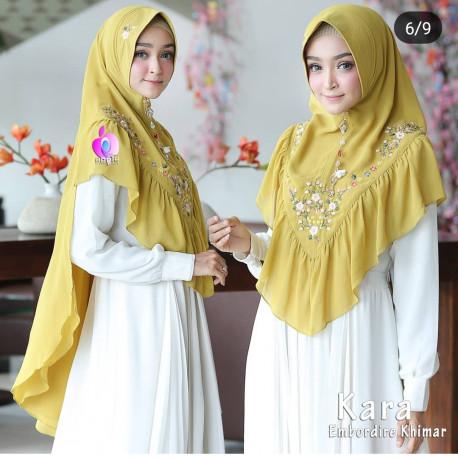 Khimar Kara Yellow