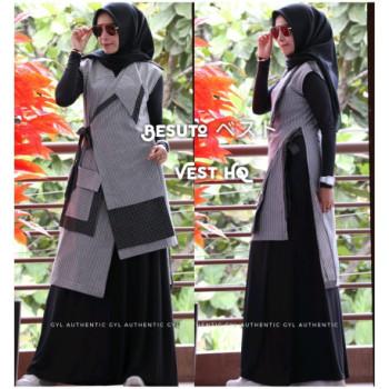 Besuto Dress Grey