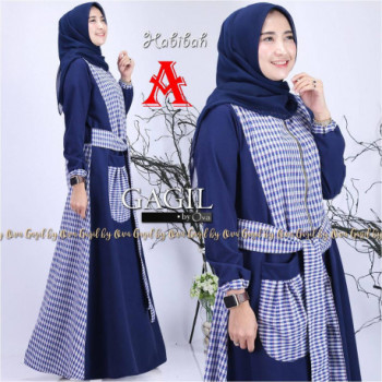 Habibah Dress A