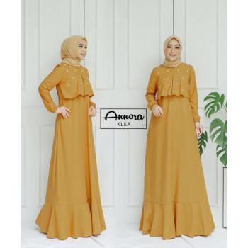 Klea Dress Kunyit