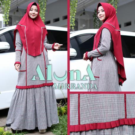 Lamia Syari Red