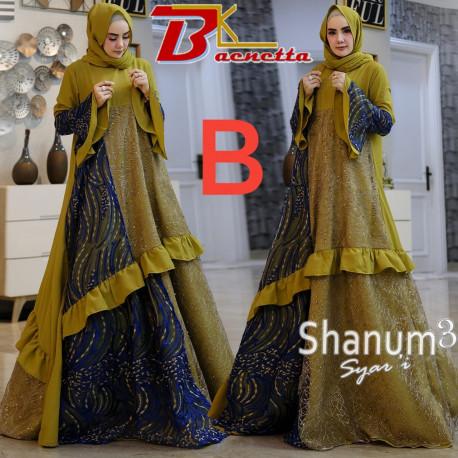 Shanum Vol 3 B
