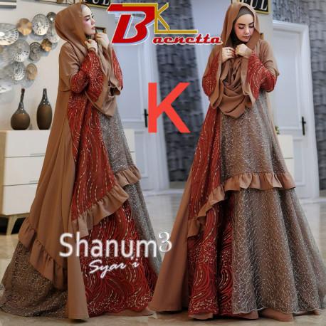 Shanum Vol 3 K