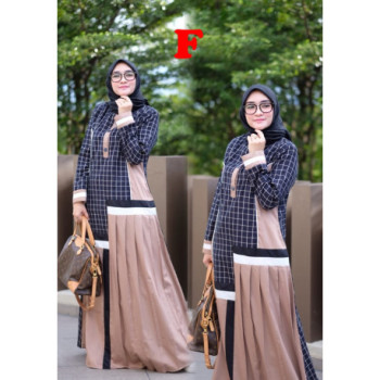 Almaya Dress F