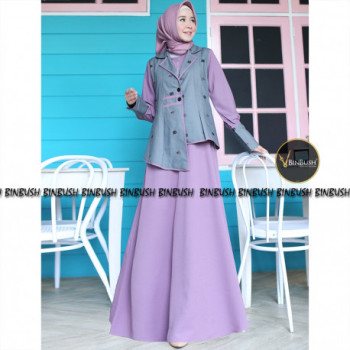Audy Purple