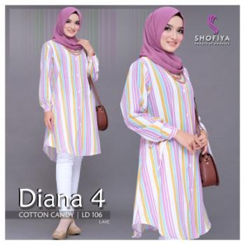 Diana Top Lavender
