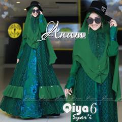 Qiya 6 Hijau