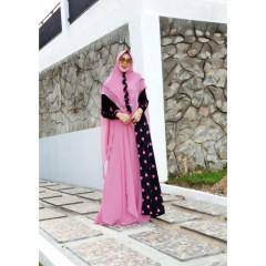 Rosse set Syari Pink