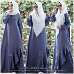 Ryouko Dress Blue