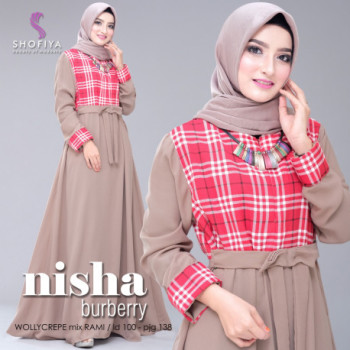 Nisha Dress Mocca