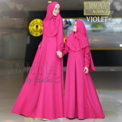 gamis terbaru, gamis 2019, baju busana muslim, model busana muslim ,