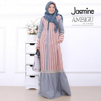 Jasmine Dress Peach