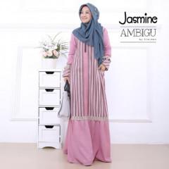 Jasmine Dress Pink