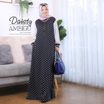 Daisty Dress Black