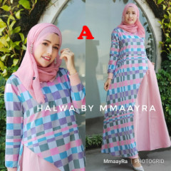 Halwa Dress A