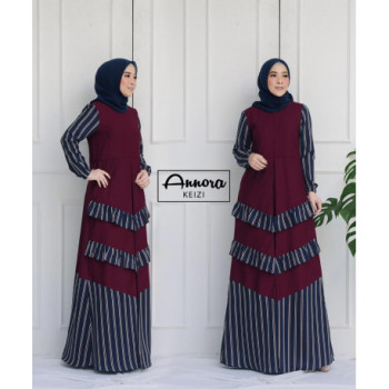 Keizi Dress Black