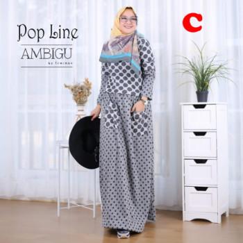 Pop Line Dress C