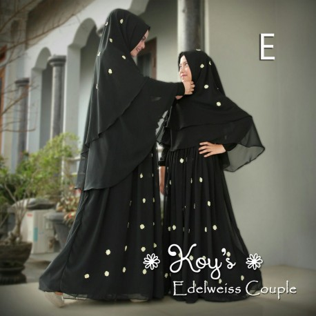 image about I Mom called Edelweiss Mother Young children E Baju Muslim GAMIS Impressive