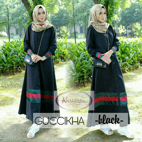 Guccikha By Khazana Btari Black