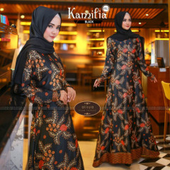 Kamilia Dress Black