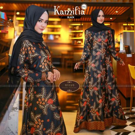 Kamilia Dress Black