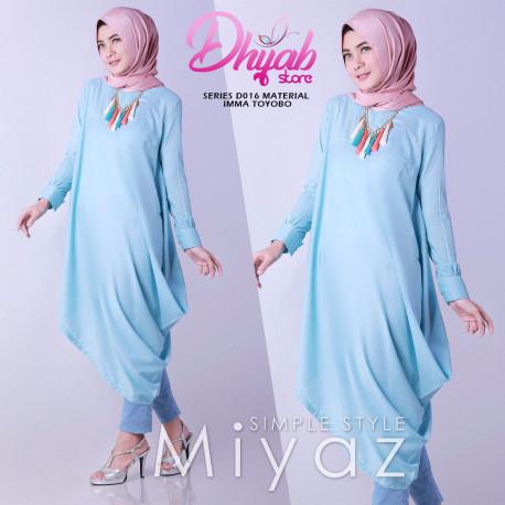 Miyaz Tunik d016 Blue