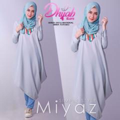 Miyaz Tunik d016 Grey