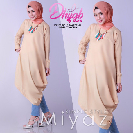 Miyaz Tunik d016 Orange