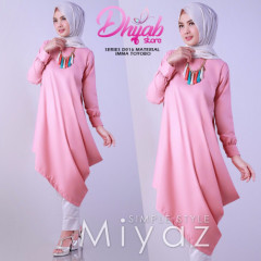 Miyaz Tunik d016 Pink