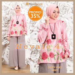 Nevale Dusty Pink Grey