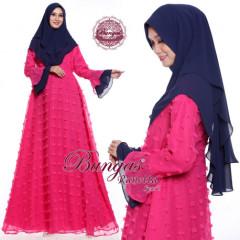 Ranetta Syari Shocking Pink