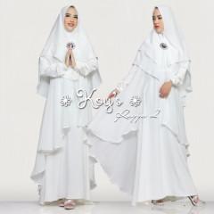 Rayya Syari 2 White