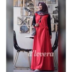 Safira dress by dlovera Red