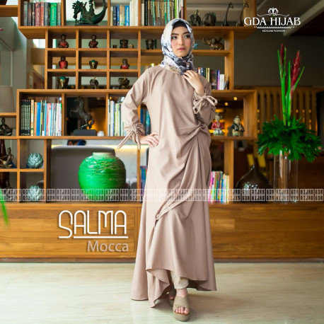 Salma Tunik Mocca