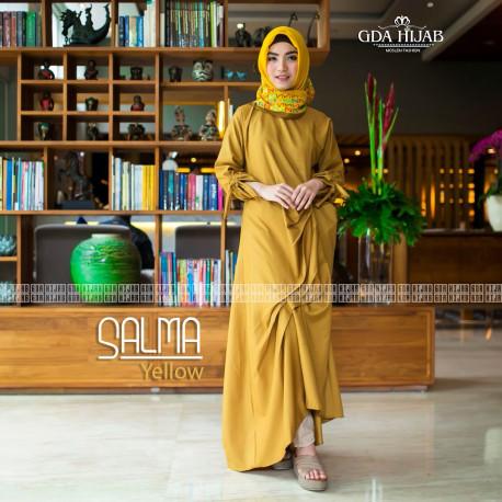 Salma Tunik Yellow