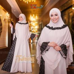 Tahsina Syari Soft mocca black