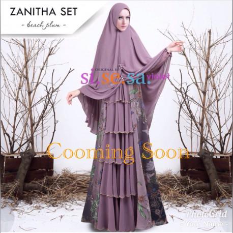 Zanitha Set Violet