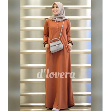 orlin dress by dlovera bata