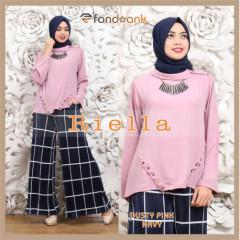 riella-set-tanpa-pashmina dusty pink