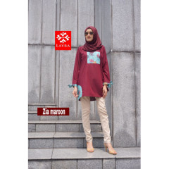 zia blues maroon