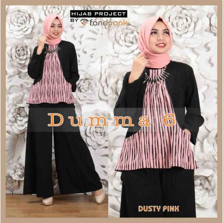 Dumma 6 dusty pink